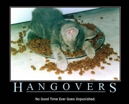 simple hangover cures