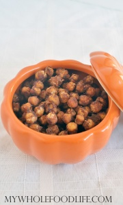 Pumpkin-Spice-Roasted-Chickpeas-My-Whole-Food-Life