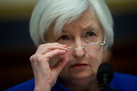 Janet Yellen Sounds a More Cautious Note on the U.S. Economy - The New York  Times